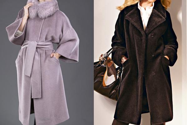 Элитные пальто
