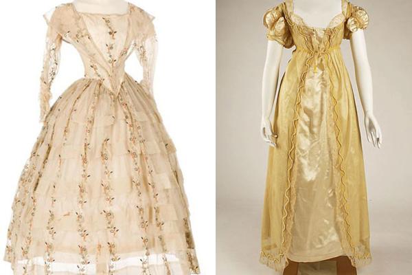 Платья из ткани бареж