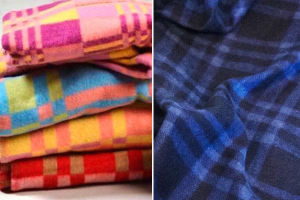 Одеяла из байки