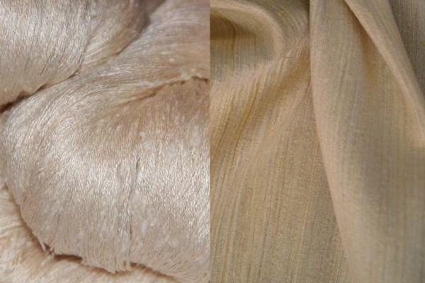 Пряжа и ткань