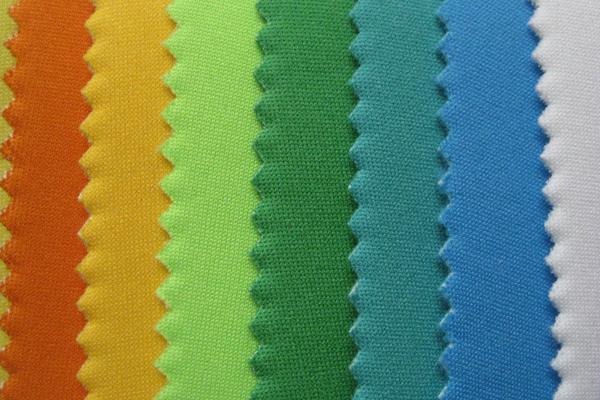 Разные цвета ткани неопрен