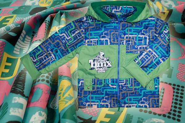 Джордан: новое поколение тканей для курток