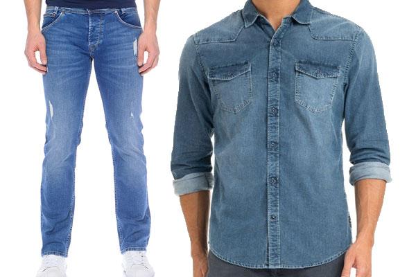 Из джинса