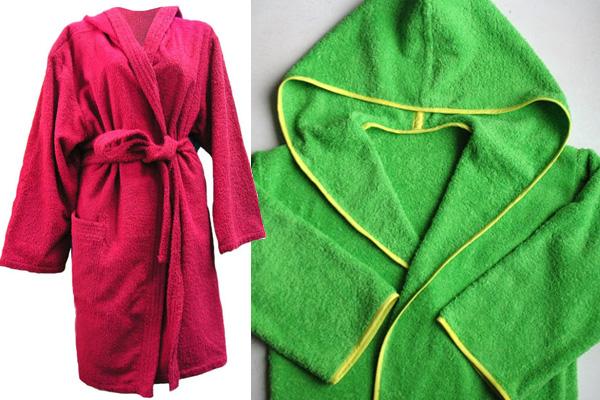 Изделия и ткани фроте