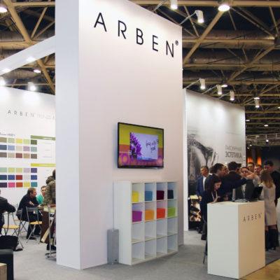 Арбен — мебельные ткани