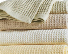 Вафельная ткань: надежность и гигиеничность