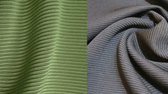 Все, что вы хотели знать о репсовой ткани