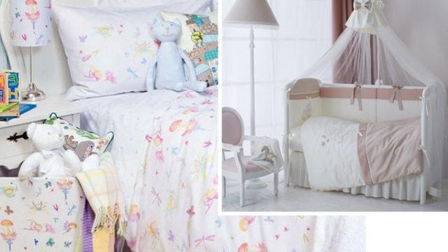 Детское постельное белье: царство волшебных снов
